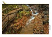 Franconia Notch Lush Greens And Rushing Waters Carry-all Pouch
