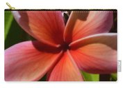Frangipani . 1.1 Carry-all Pouch