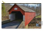 Frankenfield Covered Bridge Carry-all Pouch