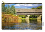 Frankenmuth Covered Bridge Carry-all Pouch