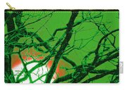 Frankenstein Moon Carry-all Pouch by First Star Art