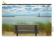 Frankfort Lighthouse Front Row Seats Available Carry-all Pouch