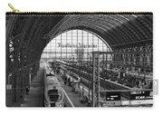 Frankfurt Bahnhof - Train Station Carry-all Pouch