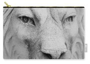 Frankie Lion Carry-all Pouch