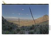 Franklin Mountains Landscape 4 Carry-all Pouch
