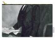 Franklin Pierce Carry-all Pouch