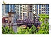 Franklin Street Bridge Carry-all Pouch