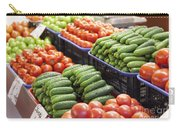 Frash Fruit And Vegetables Carry-all Pouch