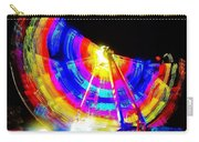Freak Out ... Electric Rainbow Carry-all Pouch