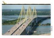 Fred Hartman Bridge Houston Carry-all Pouch