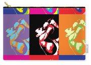 Freddie Mercury Pop Art Carry-all Pouch