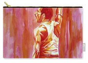 Freddie Mercury Singing Portrait.3 Carry-all Pouch