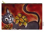 Freddy The Cat Carry-all Pouch