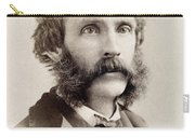 Frederick Edwin Church (1826-1900) Carry-all Pouch