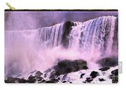 Free Falls Oil Effect Image Carry-all Pouch