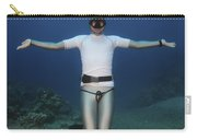 Freediver Underwater Carry-all Pouch by Hagai Nativ
