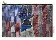 Freedom Ain't Free Carry-all Pouch by DJ Florek