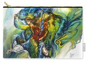 Freedom Carry-all Pouch by Karina Llergo