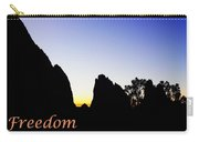 Freedom Means 002 Carry-all Pouch