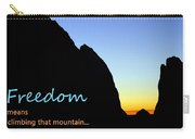 Freedom Means 003 Carry-all Pouch