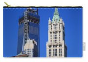 Freedom Tower And Woolworth Building Carry-all Pouch