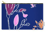 Freesia Carry-all Pouch