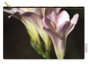 Freesia Trio Carry-all Pouch