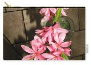 Freesias II Carry-all Pouch
