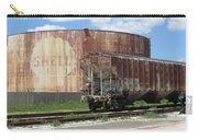 Freight Train Cars 4 Carry-all Pouch