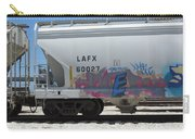 Freight Train Graffiti 7 Carry-all Pouch
