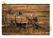Freight Wagon Carry-all Pouch by Robert Bales