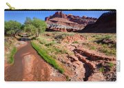 Sulphur Creek Flows Through Capitol Reef National Park Carry-all Pouch