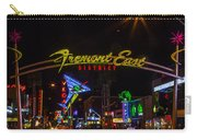 Fremont Street East Carry-all Pouch
