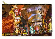 Fremont Street Experience Lights Carry-all Pouch