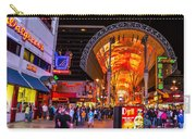 Fremont Street Lights 2 Carry-all Pouch