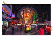Fremont Street Lights 3 Carry-all Pouch