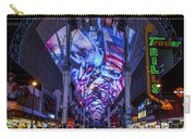 Fremont Street Lights Carry-all Pouch