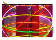 Fremont Street Neon Sphere Carry-all Pouch