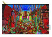 Fremont Street Poster Work C Carry-all Pouch