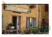 French Auberge Carry-all Pouch