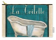 French Bath Carry-all Pouch