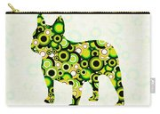 French Bulldog - Animal Art Carry-all Pouch