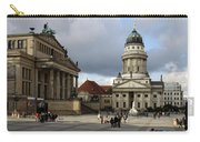French Cathedral And Concert Hall - Berlin  Carry-all Pouch