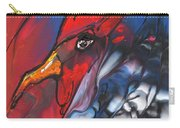 French Cokerel Carry-all Pouch