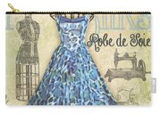 French Dress Shop-b Carry-all Pouch