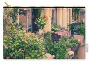 French Floral Shop Carry-all Pouch