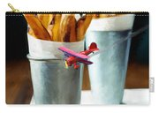 French Fries Fly-by Carry-all Pouch by Snake Jagger