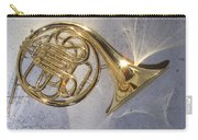 French Horn Iv Carry-all Pouch