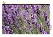 French Lavender Carry-all Pouch
