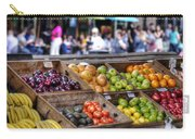 French Market Carry-all Pouch